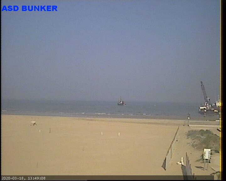 Webcam Rimini spiaggia